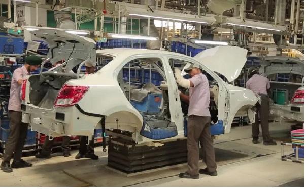 Maruti Suzuki India Limited Production Unit