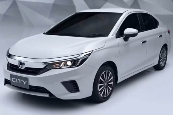 2020 Honda City Front Low View