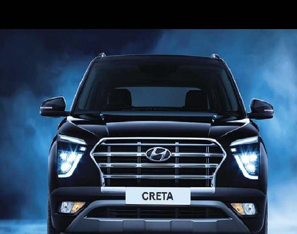 Hyundai Creta 2020 Front View