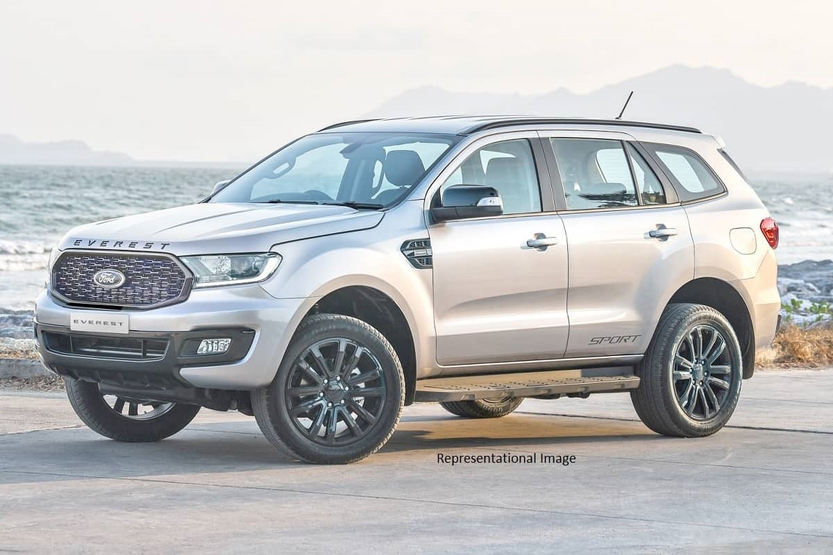 Representational Image of the Ford Endeavour 2020 Sport Edition