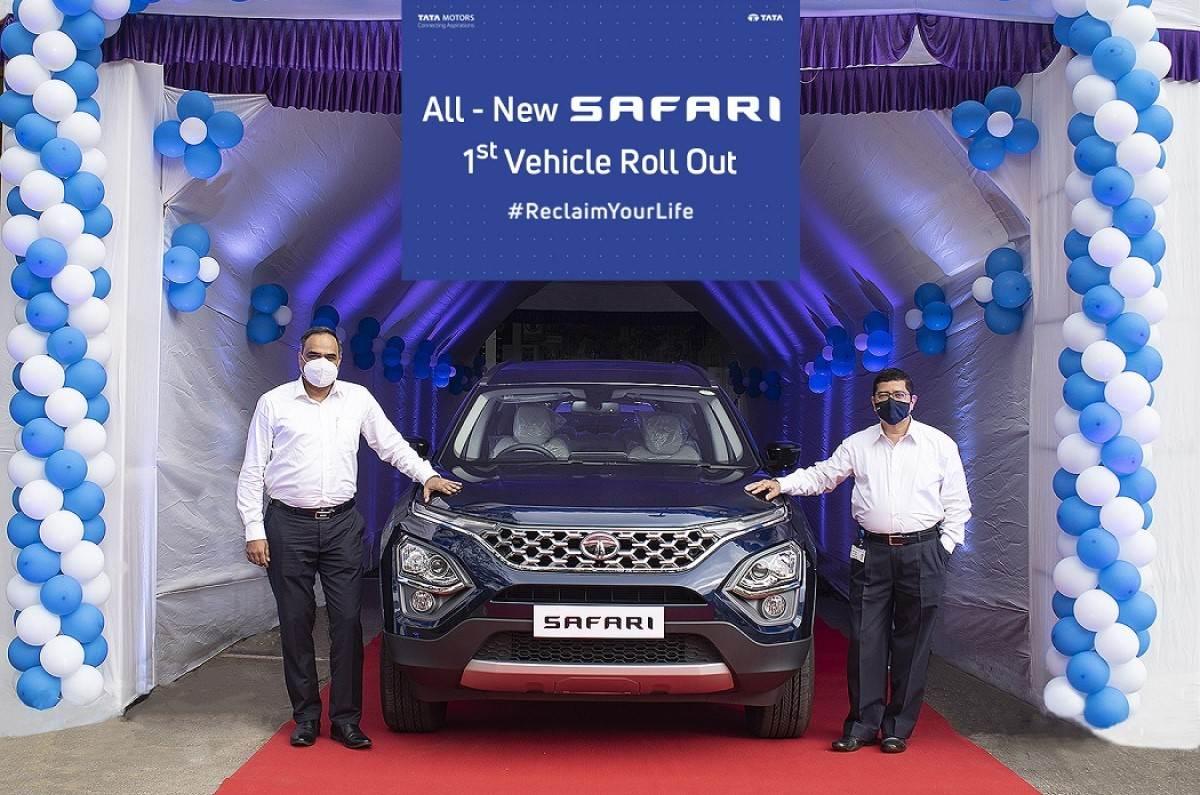 Tata Safari 2021 Unveiling