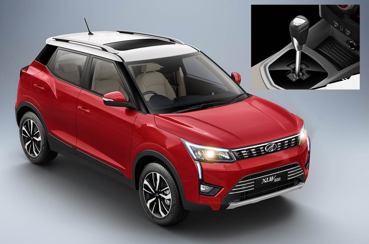 The 2021 Mahindra XUV300