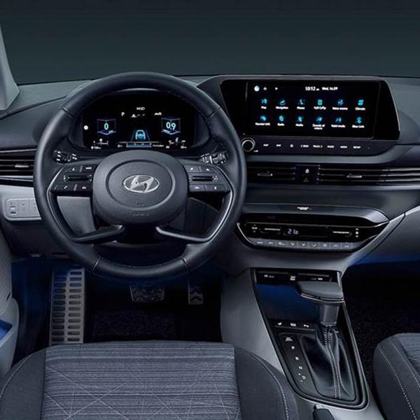 Hyundai Bayon Inerior