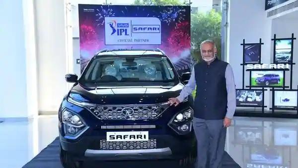 Tata Safari: Official Partner of IPL