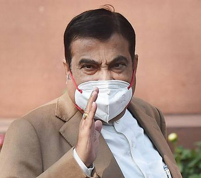Honorable Minister of Road, Transport and Highways Nitin Gadkari
