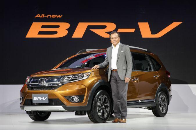 Honda BR-V Unveil Picture