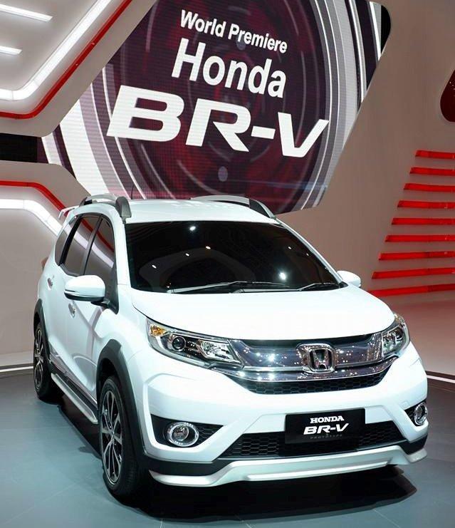 Honda BR-V Picture