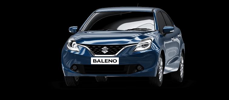 Maruti Suzuki Baeno Front View PIcture
