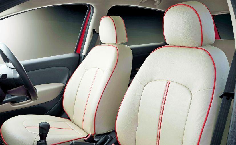 Fiat Punto Sportivo Seats