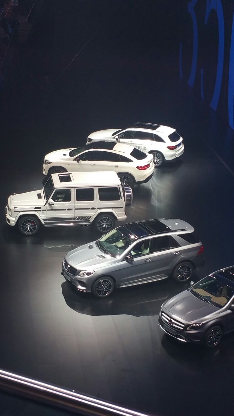 Frankfurt Motor Show Pics