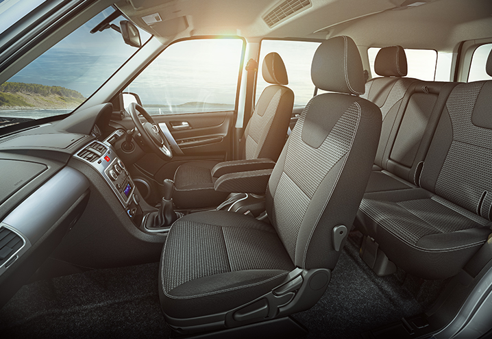 Tata Safari Storme VariCor400 Interior Picture