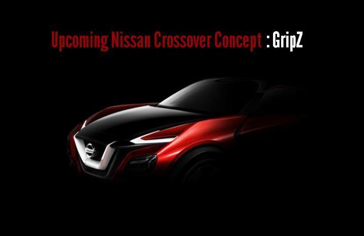 Nissan's GrizpZ Concept