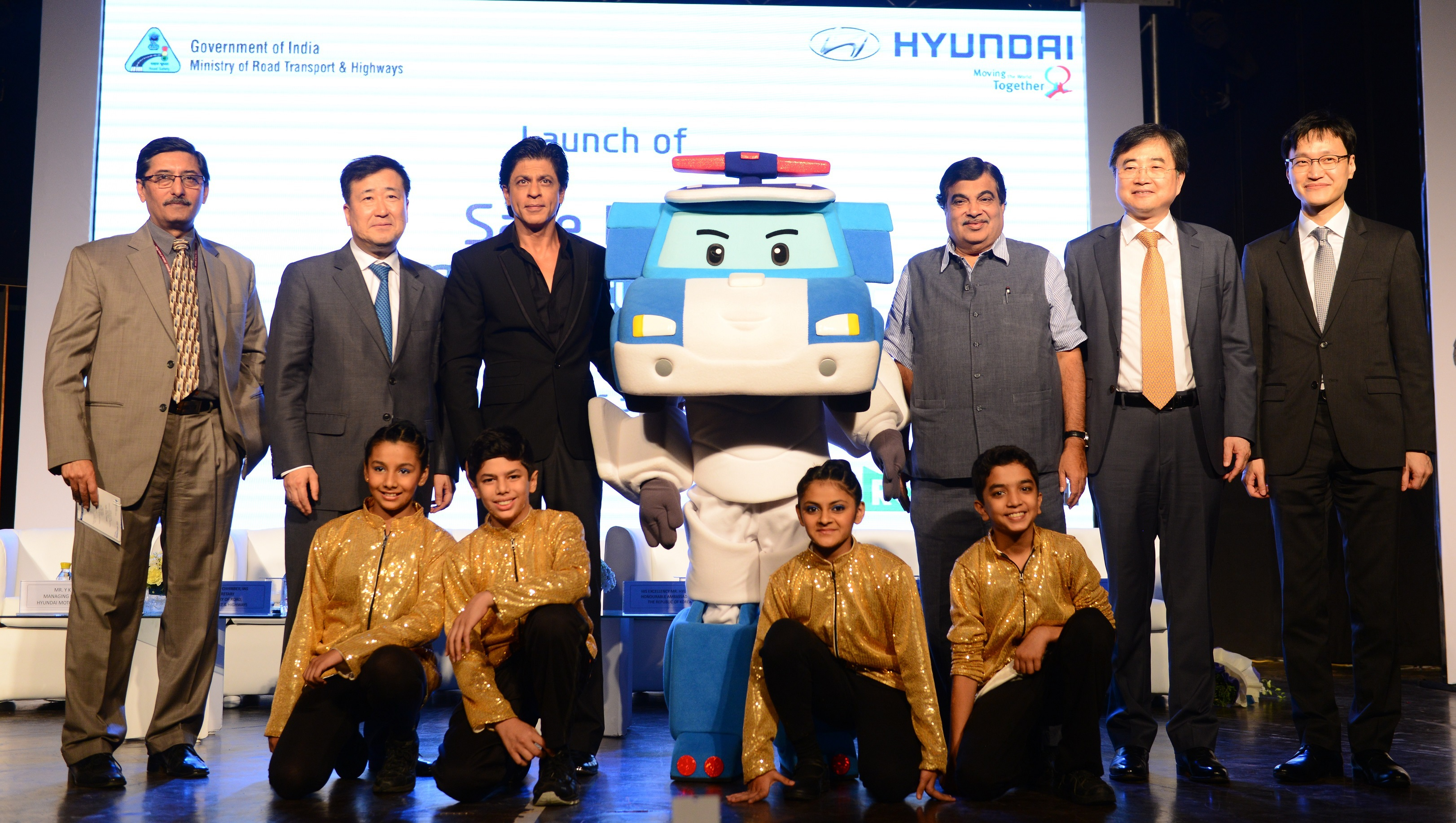 Hyundai Safe Move Traffic safety Campaign