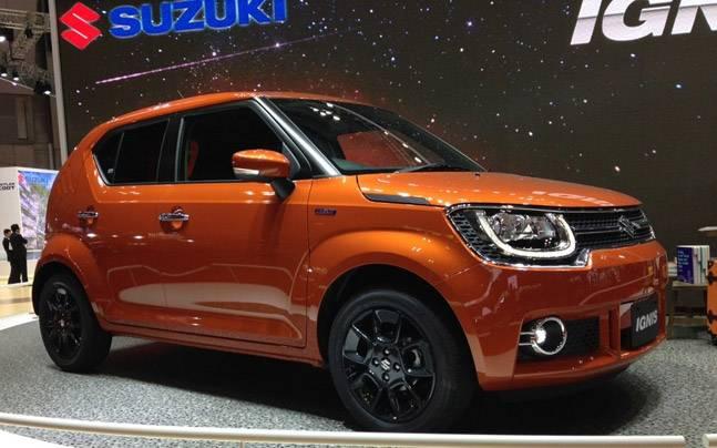 Suzuki Ignis Crossover