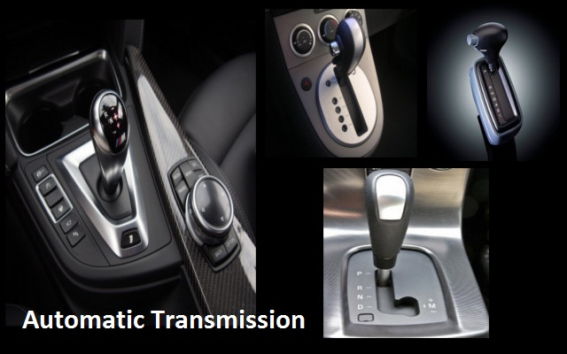 Automatic Transmission System Picture