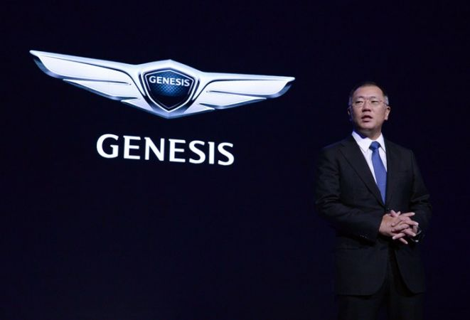 Genesis Launch Picture