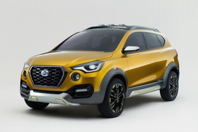 Datsun Go-Cross Full View Picture
