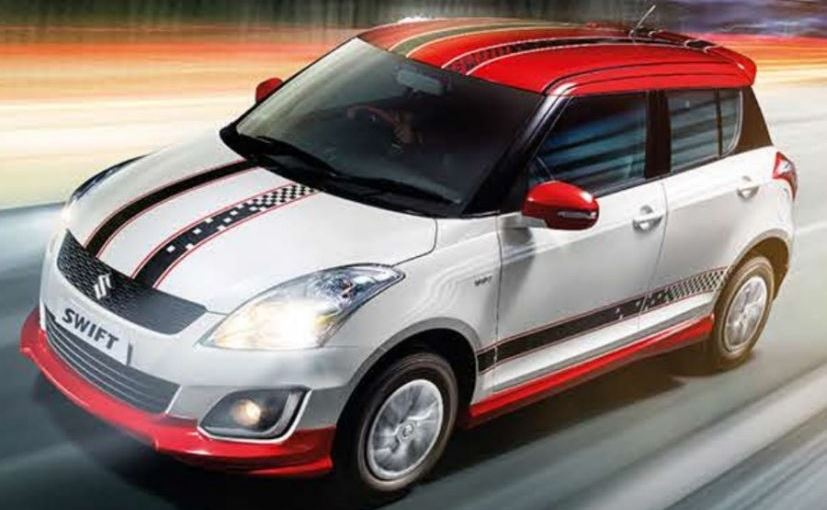 Maruti Suzuki Swift Glory Edition