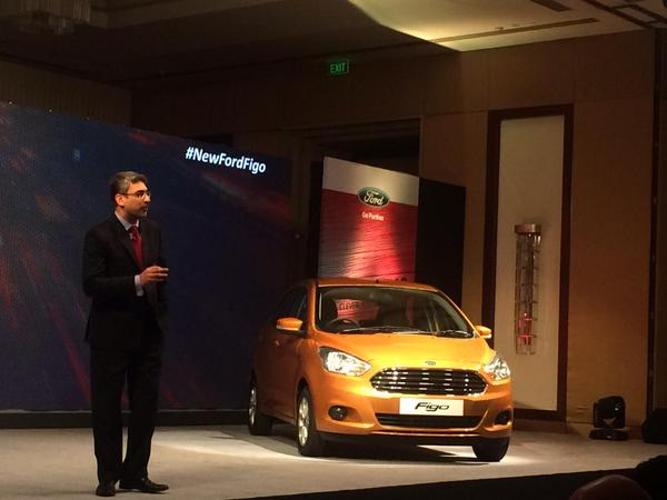 New Ford Figo launch Picture