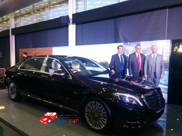 Mercedes Benz Maybach S600 Picture