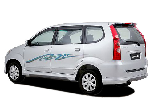 Toyota Avanza Cross Side View Exterior Picture