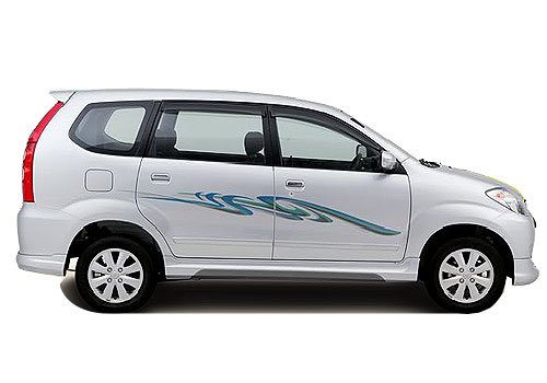 Toyota Avanza Side Medium View Exterior Picture