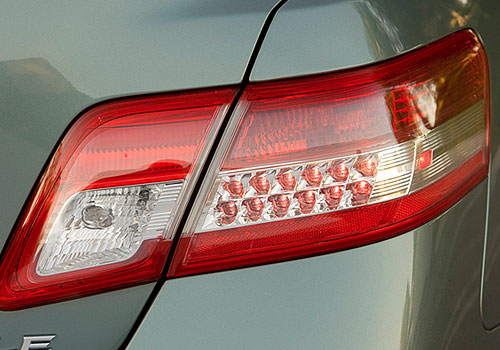 Toyota Camry Tail Light Exterior Picture