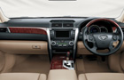 Toyota Camry Dashboard Picture