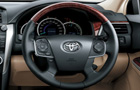 Toyota Camry Steering Wheel Photos