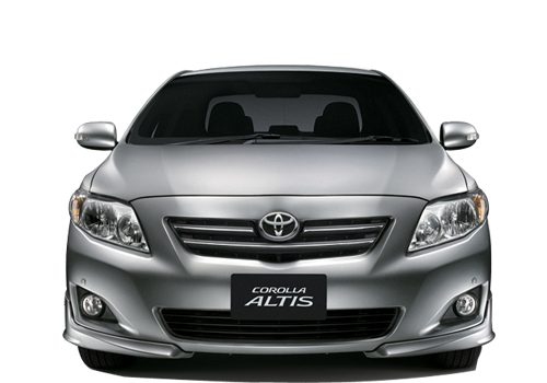 Toyota Corola Altis Photo