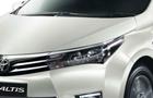 Toyota Corolla Altis  Picture