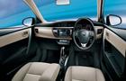 Toyota Corolla Altis Dashboard Picture
