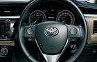 Toyota Corolla Altis Tachometer Picture