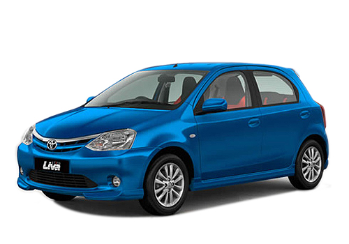 Toyota Etios Liva Pictures