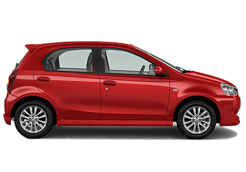 Toyota Etios Liva Side Medium View Exterior Picture