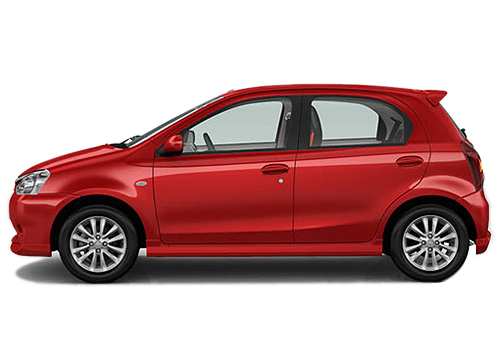 Toyota Etios Liva Front Angle Side View Exterior Picture