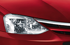 Toyota Etios Liva Headlight Photos