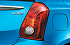 Toyota Etios Liva Tail Light Exteriors