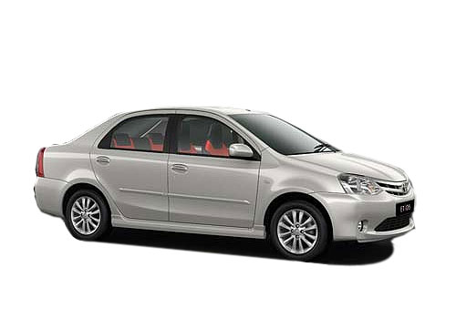 Toyota Etios Front Side View Exterior Picture