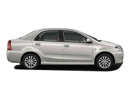Toyota Etios Side Medium View Exterior Picture