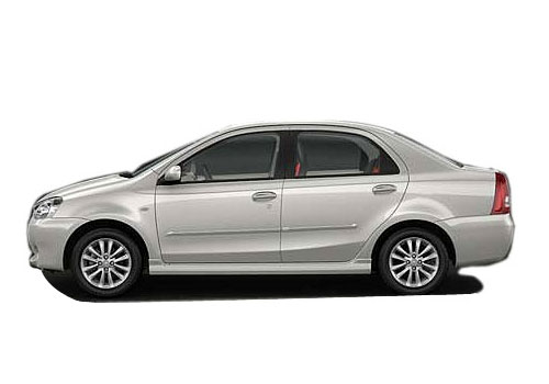 Toyota Etios Front Angle Side View Exterior Picture