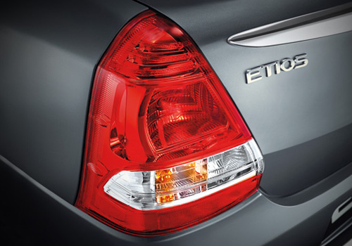 Toyota Etios Tail Light Exterior Picture
