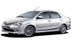Toyota Etios G Safety Package