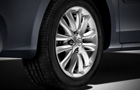 Toyota Etios Wheel and Tyre Picture