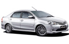 Toyota Etios Front Low Angle View Picture