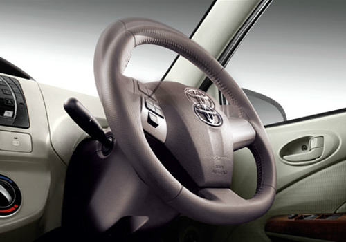 Toyota Etios Steering Wheel Interior Picture