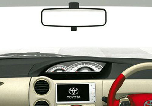 Toyota Etios Courtsey Lamps Interior Picture