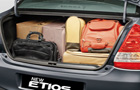 Toyota Etios Boot Open Picture
