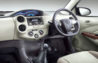 Toyota Etios Dashboard Picture