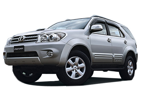 Toyota Fortuner TRD Sportivo AT